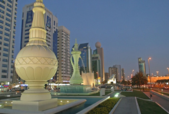 Abu Dhabi Downtown car rentals