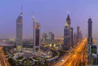 Emirate Towers rent a car